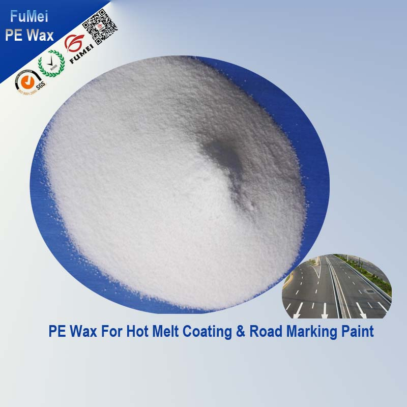 PE Wax for Hot Melt Coating ,high melt point,low viscosity