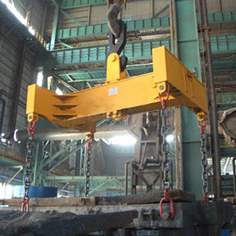 Factory best selling tundish spreader lifting spreader ladle spreader for handling materials