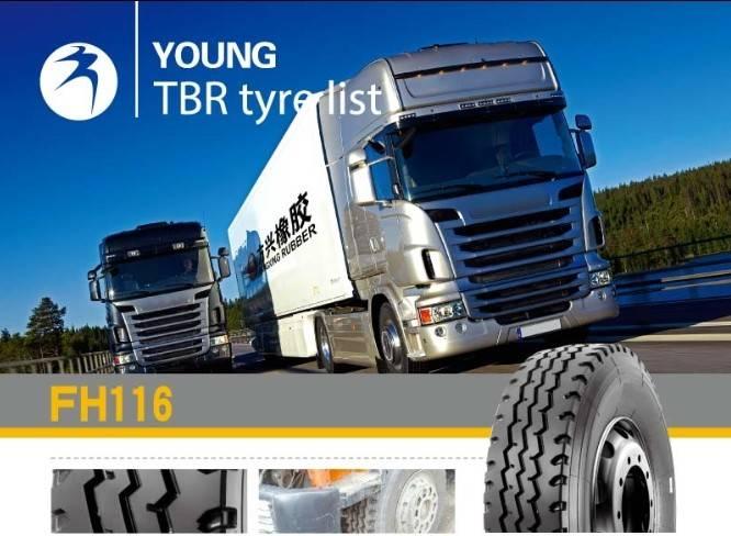Radial truck tyre  12.00R24,TBR tire