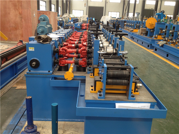 38mm tube mill line/pipe making machine