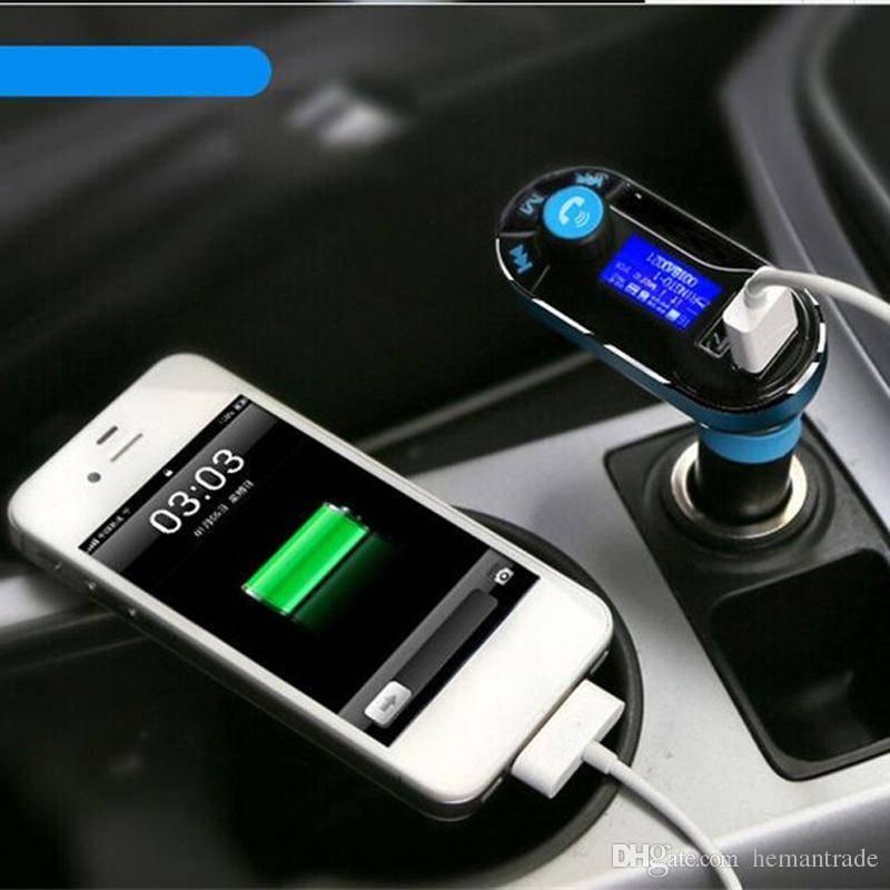 Universal 3.5mm Bluetooth Car Kit Audio Music Receiver Handsfree bluetooth Car speakerphone BT66 Wir