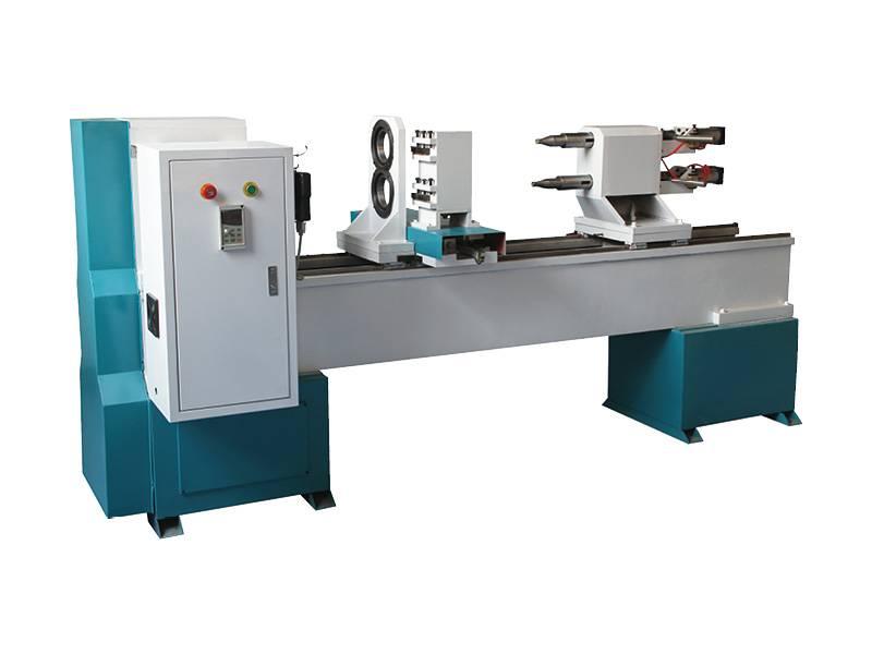High Quality CNC Wood Turning Lathe
