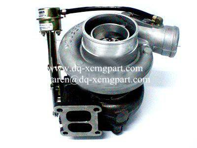 XCMG Excavator  PARTS XE235C XE265C XE260CLL spare parts;supercharger