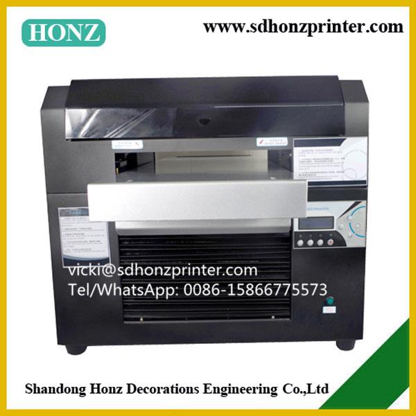 A3 Size 8 Color UV Flatbed Printer/Mobile Phone Case UV Printer