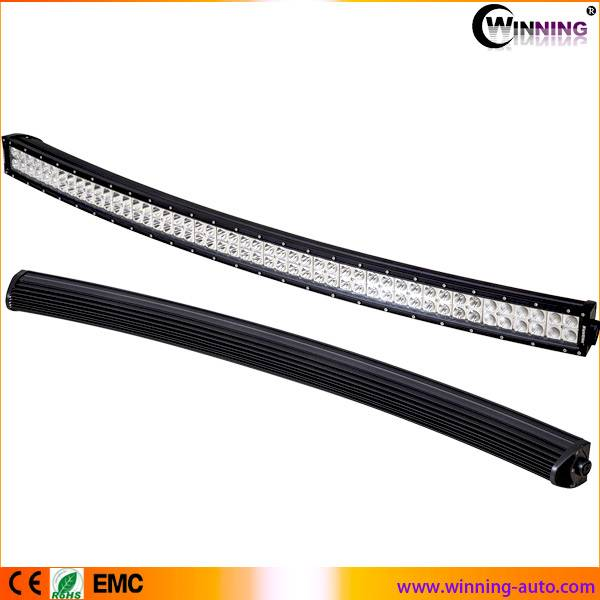 CREE or Epistar 50inch special design Aluminum Housing cree 288w curved led light bar
