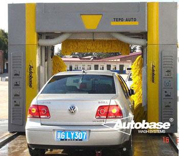 Automatic Rollover car washer TEPO-AUTO-WF-501