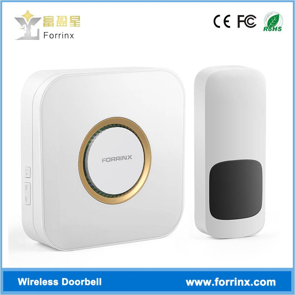 Forrinx B9 Amazon Hot Selling 1000Feet Long Range Wireless Doorbell