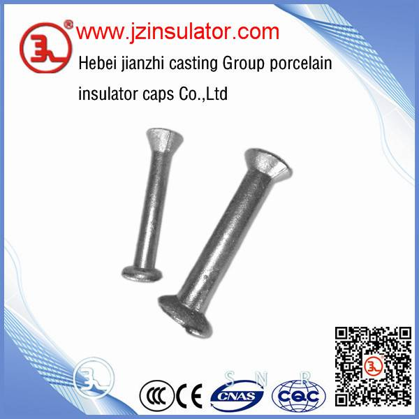 hot dip galvanzied forged steel ball pin