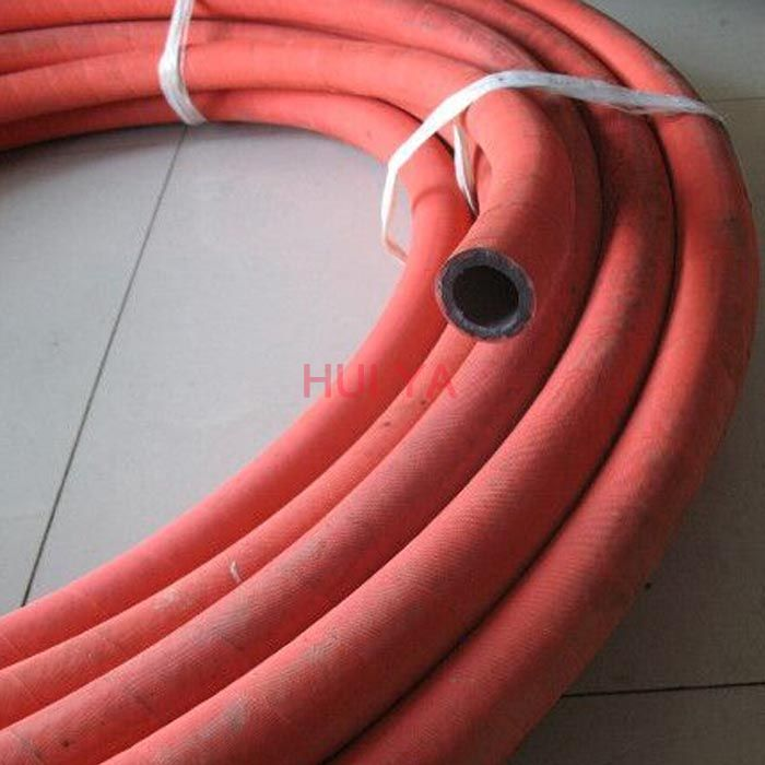 China Manufacture high pressure flexible heat resistant steam rubber hose