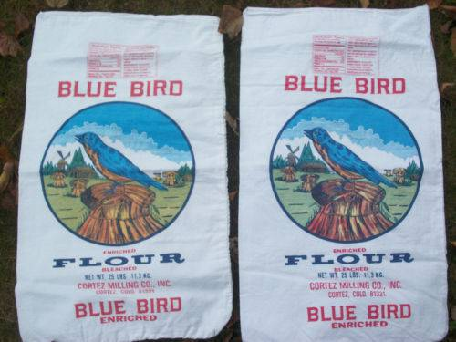 Cotton Flour Bag/ Cotton Rice Bag/ Coffee Bean Bags