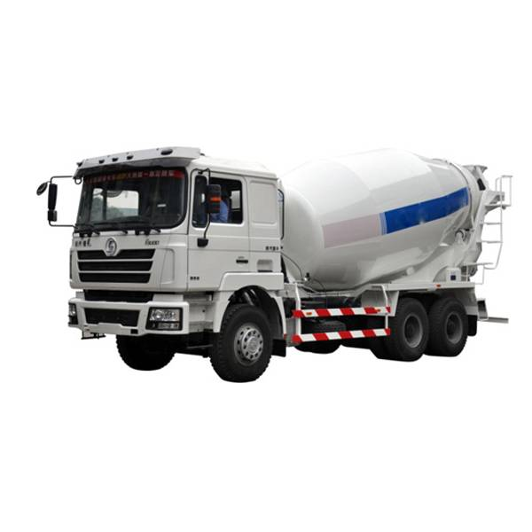 Shacman delong 6*4 36hp cement mixer truck