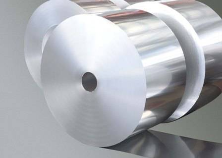 PET laminated Aluminum foil