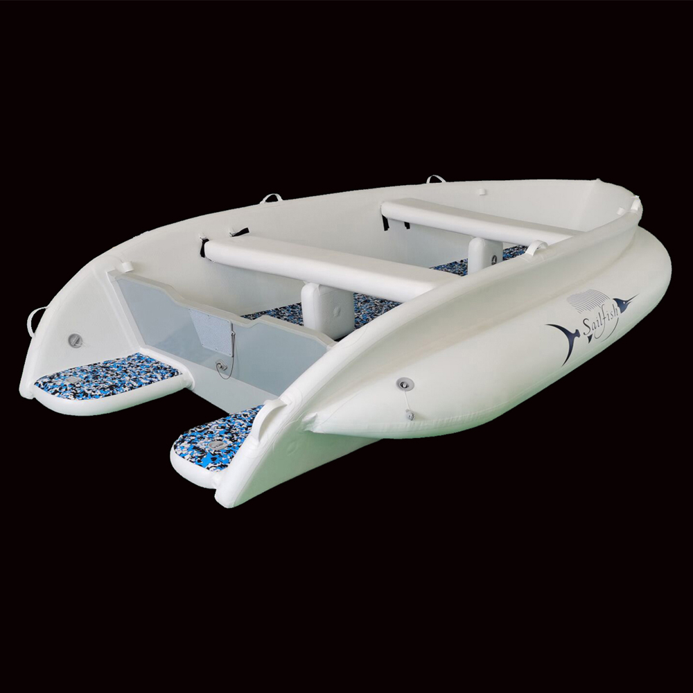 2020 New Design Inflatable Boat Angling Boat