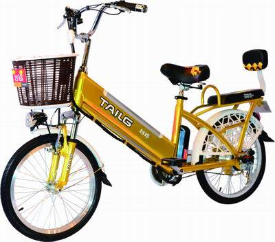 "22"" Lithium electric bicycle"