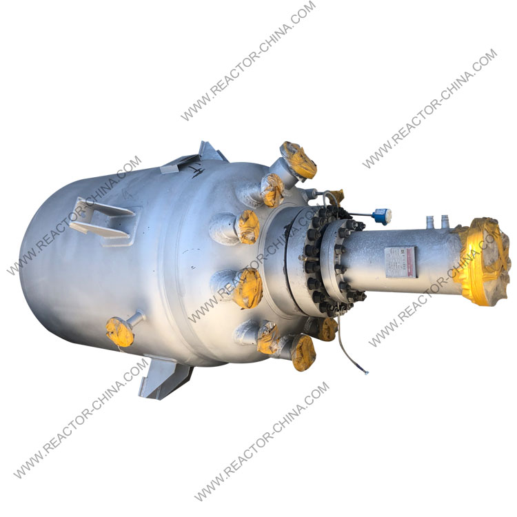 Titanium hydrochloric acid HCL reactor