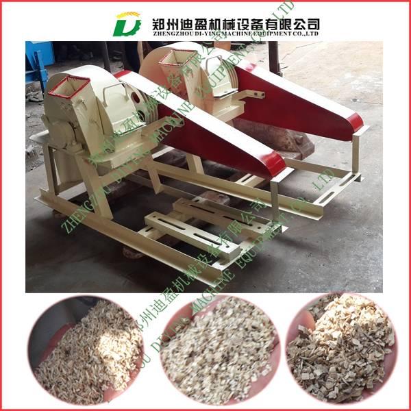 wood sawdust mill/ wood log crusher/ wood chipper machine