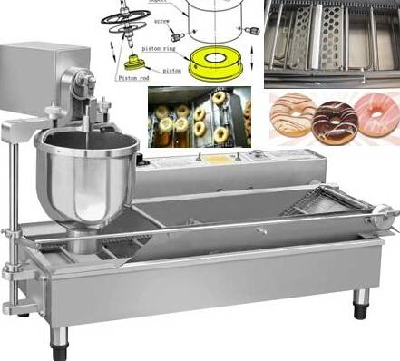Best Seller Donut Making Machine | Electric Donut Machine