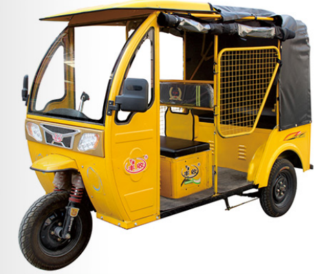 electric pick-up tricycle