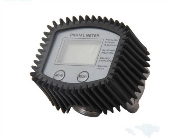 JYQ-1 Oval Gear Low Cost Diesel Flow Meter