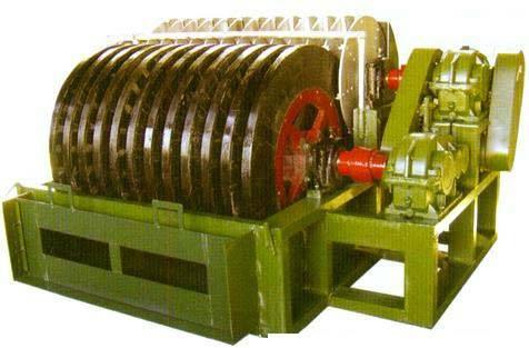 Iron Ore tailing recycling Machine in China Dehong metal recycling machine