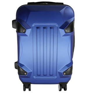 beautiful design blue ABS luggage bag,trolley bag,trolley case