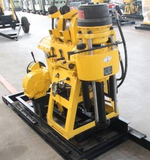 Multi-functional Diesel Power Type HZ-180YY Drilling Machine