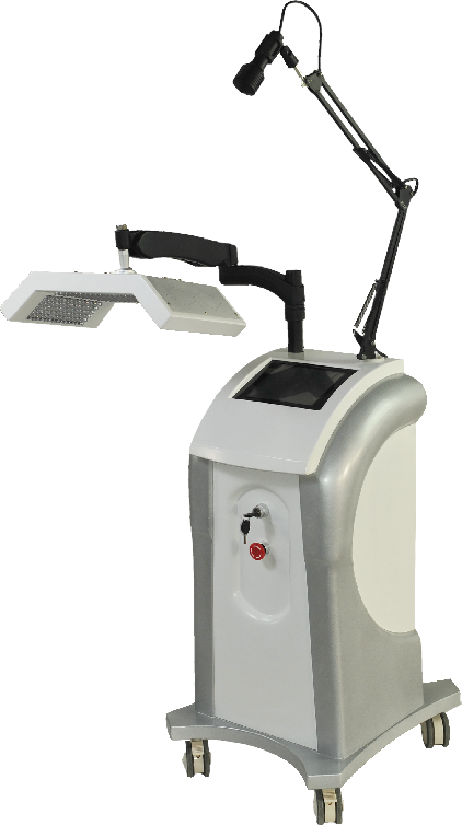 Wholesale PDT machine with red blue yellow led light therapy for acne wrinkle treatment