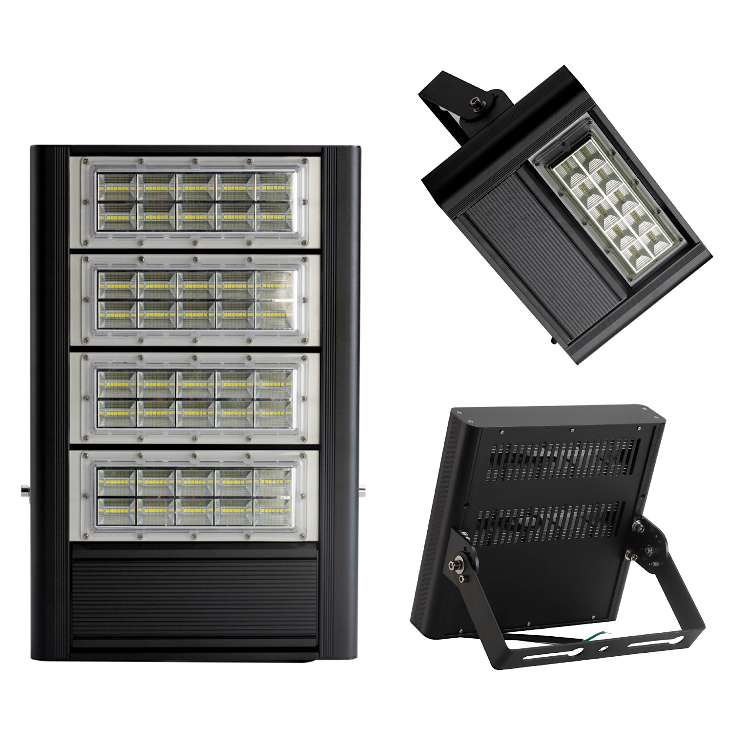 Portable led energy saving outdoor waterproof ip 65 floodlight 150w standing lamp