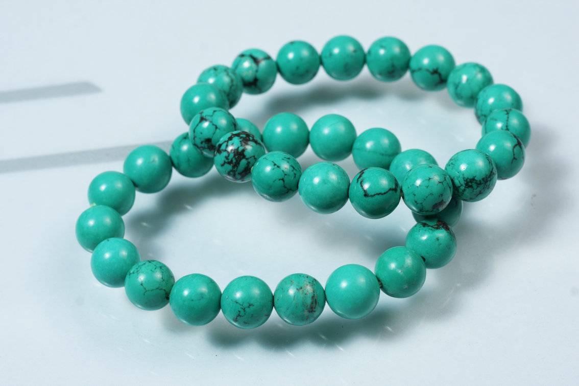 turqoise bracelet\fashion jewelry\semi-precious stones