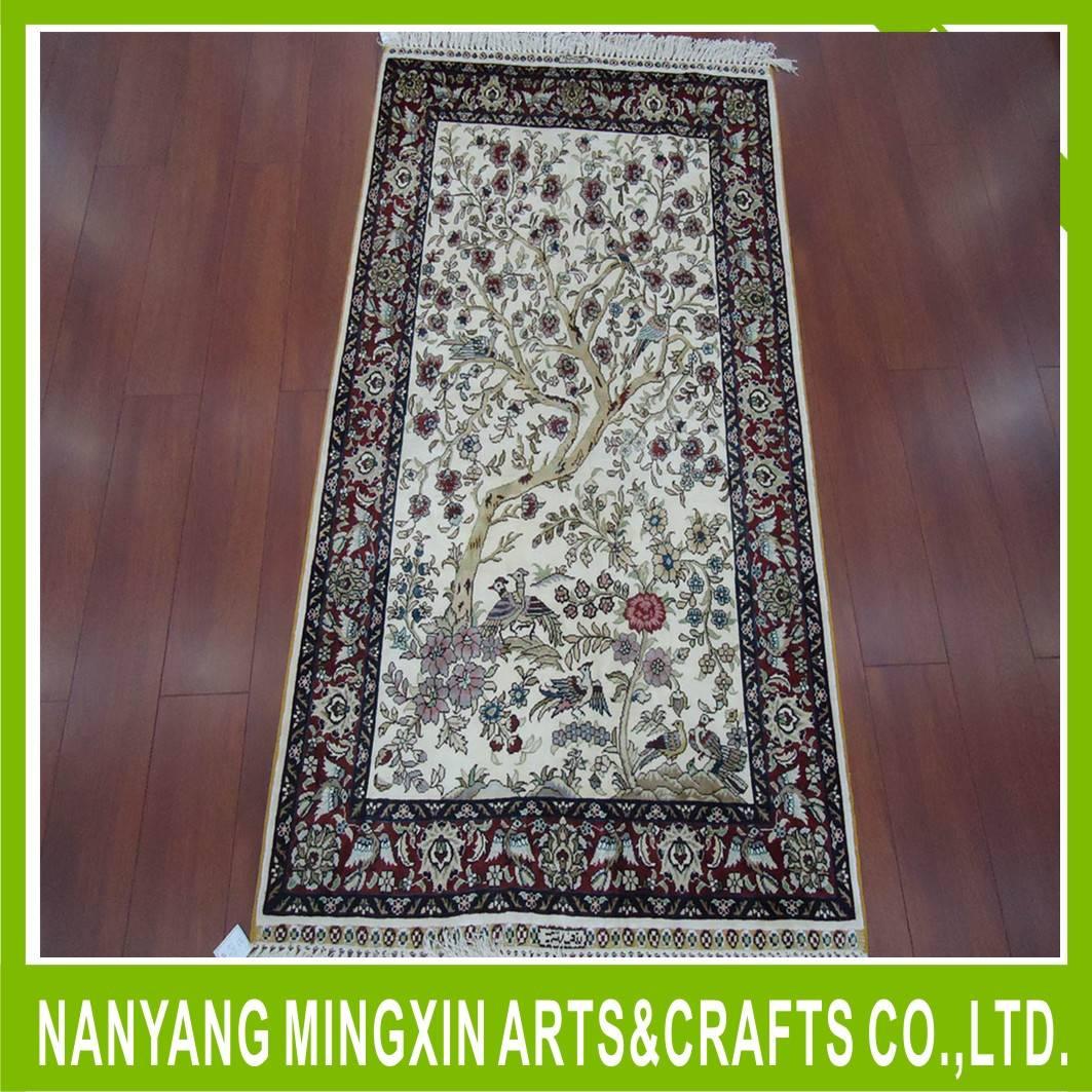 Handmade  Carpets Customized Handmade Silk rug