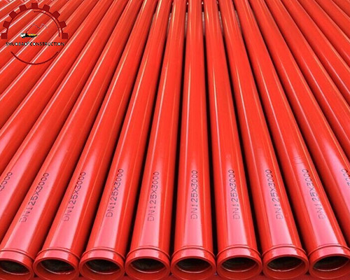 Concrete Stationary Pump Pipe