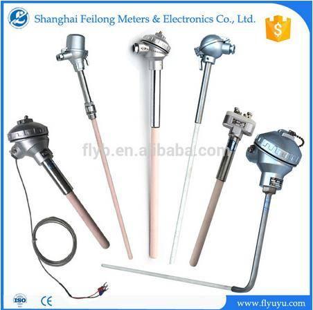 R S B Thermocouple Thermal Oil Heater High Temperature Sensor