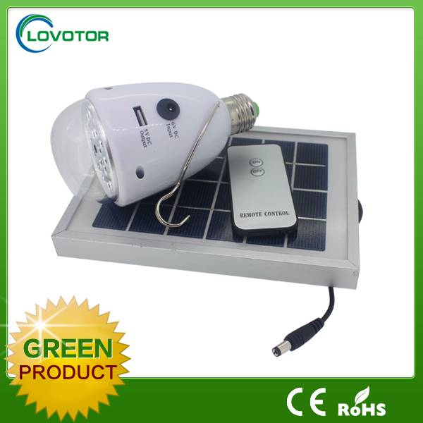 hot sale solar garden lighting  with white 2w solar panel