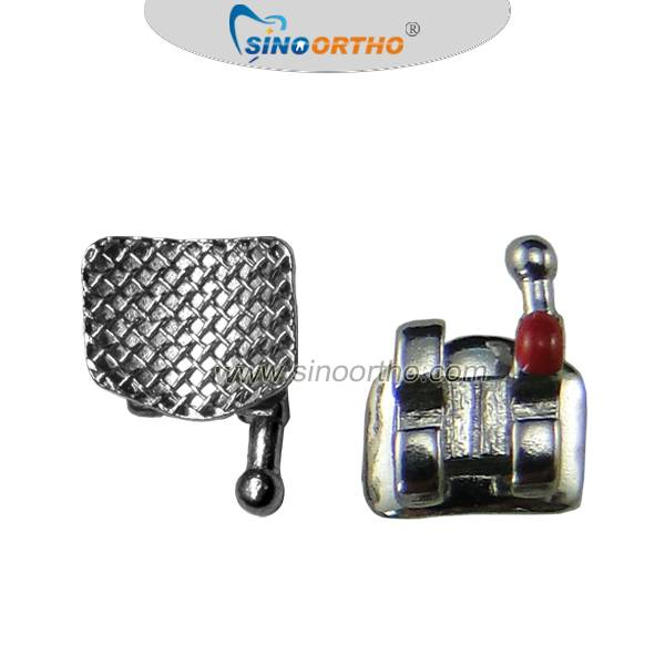 SINO ORTHO dental use orthodontic bracket