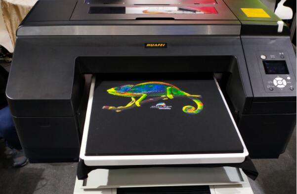 F4000 digital inkjet t shirt printer