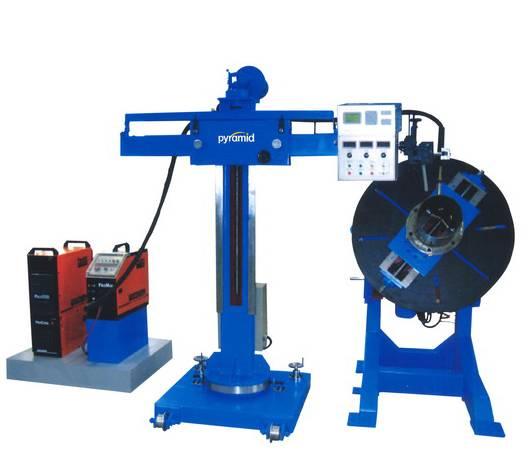 Pipe Flange Welding Machine