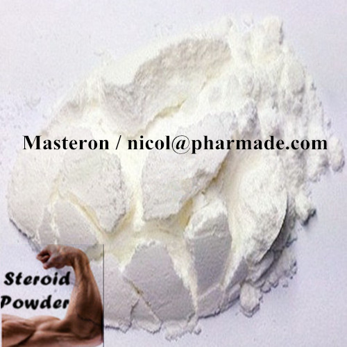 Masteron Increased muscle density and hardness / Dromostanolone propionate Raw Powder