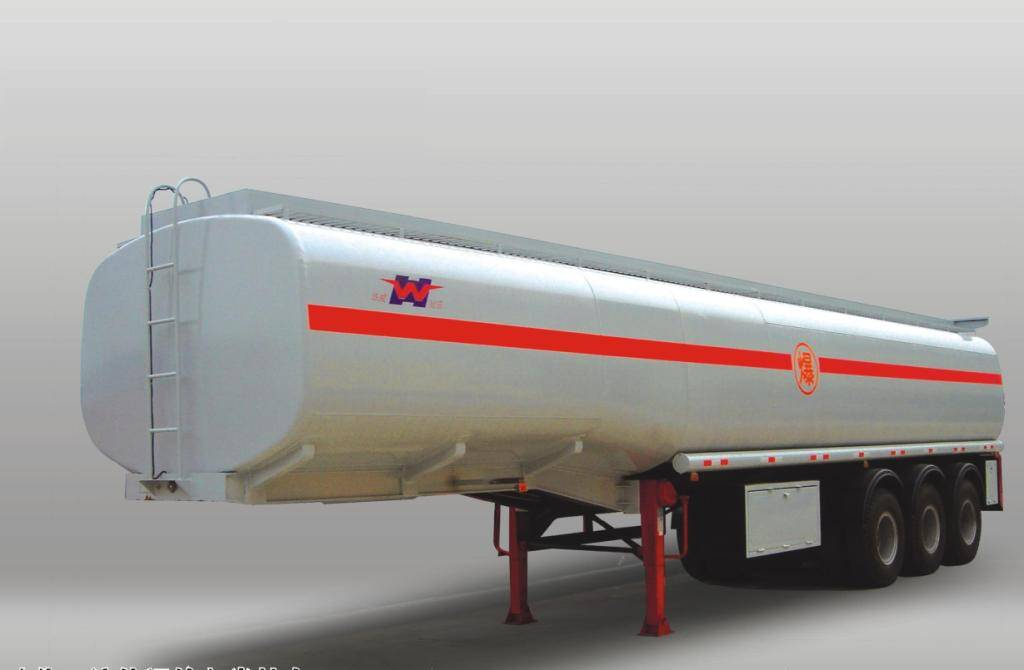 3Axle fuel tanker semi-trailer