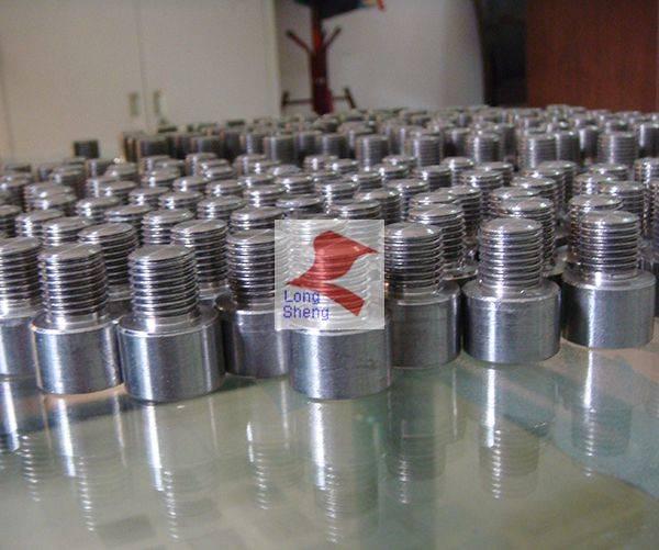 Forged high strength titanium fasten bolt / bolt and nut