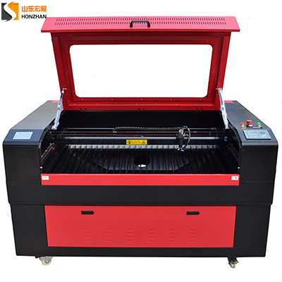 Honzhan HZ-1290 Laser Cutting Machine 1200900mm for Acrylic Wood Cutting