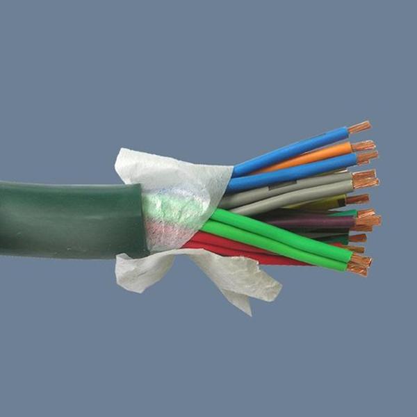 IEC standard 450/750V 2-61Core copper conductor PVC Insulated copper wire screen Automotive Control