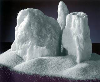 White Fused Alumina White Aluminum Oxide