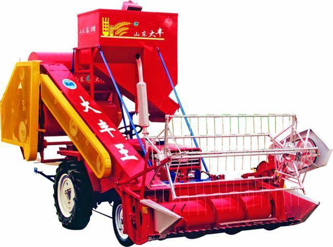 4LS-1 Wheat combine harvester