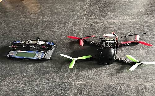 TC270 Drone for Competition (4 axles)