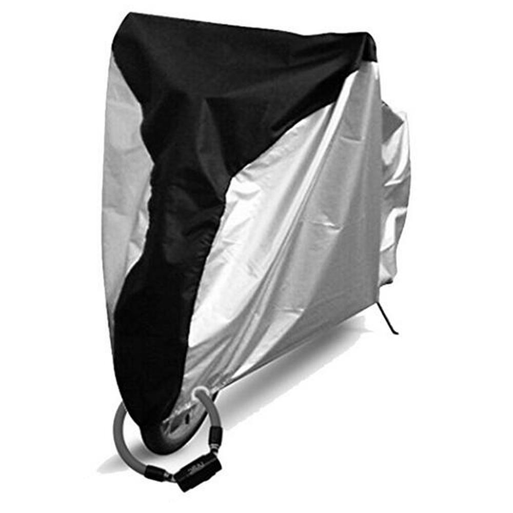 M bike cover Bicycle lock hole cover Anti-UV outdoor storage waterproof for bike