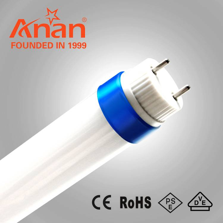 Hot sale led tubes 330 degree t8 smd 2835 PC+Al 2ft 9w