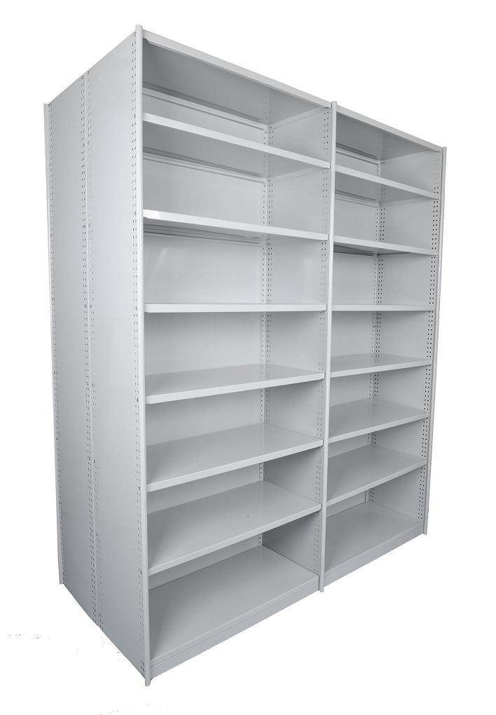 rut file store and book store shelving