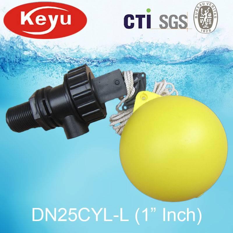 Keyu DN25CYL-L Water Float Valve