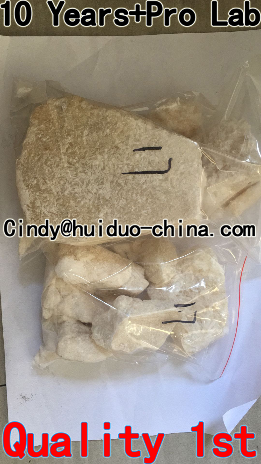 Pure Dipentylone BK-DMBDP crystals