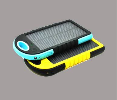 5000mAh USB latop Solar Charger, Portable solar panel for smart phones and powerbanks